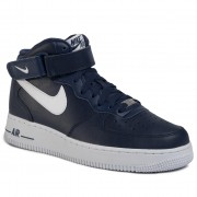 Обувки NIKE - Air Force 1 Mid '07 An20 CK4370 400 Midnight Navy/White