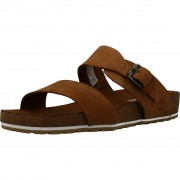 Timberland Sandals Malibu Waves 2 Band Slide Color Saddle Brown EU 41,5
