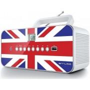 Radio-CD Player Muse M-28 UK, boombox