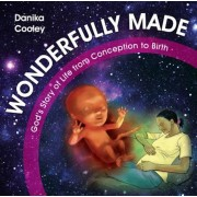 Wonderfully Made: God's Story of Life from Conception to Birth, Hardcover