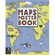 Maps Poster Book, Paperback