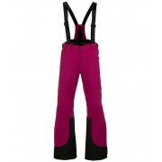 ALPINE PRO NUDDA 3 Dámské lyžařské kalhoty LPAM279814 ostružinová XL