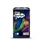 Libero Sleeptight T10 35 60 Kg 12 Fraldas
