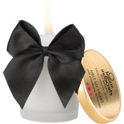 Candela da massaggio Bijoux Indiscrets Kissable Massage Candle Fragola