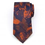 bărbaţi mătase cravată (model 366) 8438 în întuneric albastru culoare