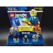 Lego Dimensions Doctor Who Triple Figure Level Pack