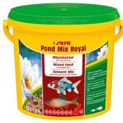 Sera Pond Mix Royal 3,8L, 600gr, 7102, Hrana pesti iaz fulgi