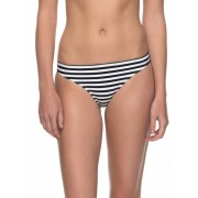 ROXY - plavky PRT ROXY ESSEN SURFER bright white basic stripe Velikost: XL