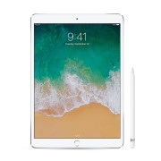 "Apple iPad 9.7"" (2018) 32GB Wifi with Apple Pencil for iPad Pro (2017) and iPad 9.7 (2018) - Silver (with 1 year official Apple Warranty)"
