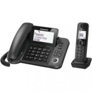 PANASONIC CORDLESS KX-TGF310EXM BLACK