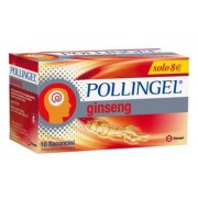 Dompe' Farmaceutici Spa Pollingel Ginseng 10fl 10ml