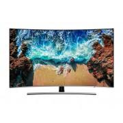 "Samsung 55"" 55NU8502 Premium CURVED 4K UHD LED TV, SMART, HDR Elite, 2700 PQI, Mirroring, DLNA, DVB-T2CS2 x 2, WI-FI, 3xHDMI, 2xUSB, Black Silver"