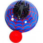 Marvel fietsbel Spider Man blauw 53 mm