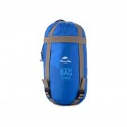 NatureHike 320D Saco de Bolsa de Dormir Mantener (Azul)