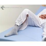 Pelenkavédő pizsama geriátriai betegeknek zippzárral