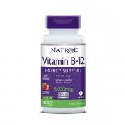 Vitamin B12 5000mcg – 100 caps