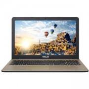 Лаптоп Asus X540NA-GQ063, Intel Dual-Core Celeron N3350 (up to 2.4 GHz, 2MB), 15.6 инча HD (1366X768) LED Anti-Glare, Web Cam, 4096MB DDR3L, 90NB0HG1-