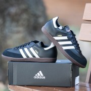 ADIDAS Мъжки спортни обувки ORIGINALS SAMBA - 019000