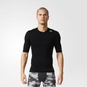 ADIDAS - tričko TF BASE SS black Velikost: M
