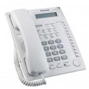 Teléfono Alámbrico Panasonic KXT7730X-Blanco