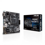 Asus PRIME B450M-K Processor family AMD, Processor socket AM4, Memory pesaga 2