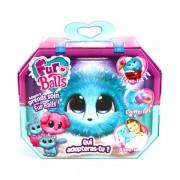 Fur Balls meglepetés állatka - kék
