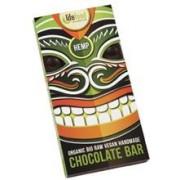 Ciocolata cu Seminte de Canepa Raw Bio Lifefood 70gr
