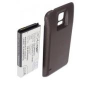 Samsung Galaxy S5 batería (5600 mAh, Negro)