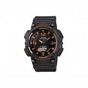 Reloj CASIO AQ-S810W-8AVCF Tough Solar Collection Análogo-Digital World Time-Negro