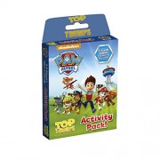 Paw Patrol Activity Pack Top Trumps Card Game | Educational Card Games