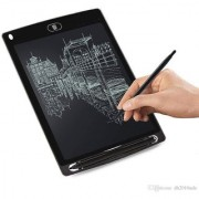 Eastern Club Writing Tablet 8.5 Inch LCD Super Bright Electronic Write/ Erase Doodle Pad Drawing Board for Children
