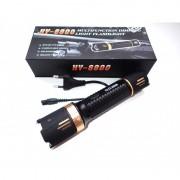 Aparat electrosoc de autoaparare cu lanterna si zoom HY-6800