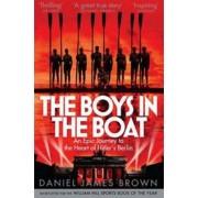 Pan Macmillan The Boys in the Boat - Daniel James Brown