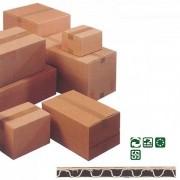 Atoutcontenant 60x Caisse carton simple cannelure Longueur de 160 à 280 mm