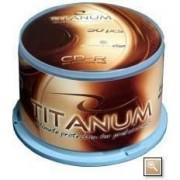 Medii de stocare titanum CD-R/50/Cake 700MB/80Min