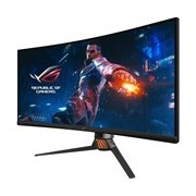 "Asus ROG Swift PG35VQ 88.9 cm (35"") UW-QHD Curved Screen LED Gaming LCD Monitor - 21:9 - Plasma Copper, Armor Titanium, Black"
