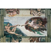 Ravensburger Puzzle Michelangelo Crearea lui Adam 5000 piese