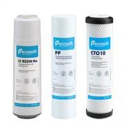 Ecosoft 3-Stage víztisztító szűrő készlet-4