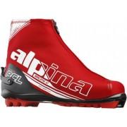 Alpina RCL Eve Femmes Chaussures Ski De Fond (Rouge)