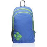 F Gear Castle 24 Liters Blue Green Rugged Base Backpack