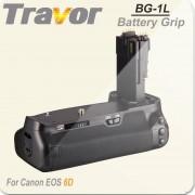 TRAVOR BG-1L/1K - BATTERY GRIP - CANON EOS 6D - BG-E13