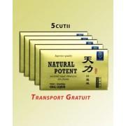 5 Cutii Natural Potent x 6