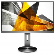 "Monitor AOC 27"", Q2790PQU, 2560x1440, LCD LED, IPS, 4ms, 178/178o, VGA, HDMI 2x, DP, Lift, Pivot, Zvučnici, crna, 36mj"