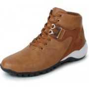 BUWCH Casual Shoes Brown Color For Men And Boys Casuals For Men(Multicolor)