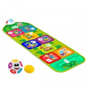 Chicco Jump & Fit Playmat Tappeto Campana