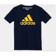 Camiseta Adidas YB ESS Logo Infantil - Masculino