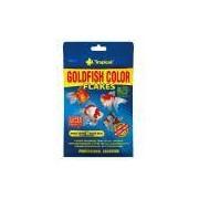 Alimento Tropical Goldfish Color Flakes para Peixes - 12g