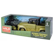 Wild Republic Adventure Series Pick Up Crocodile Playset