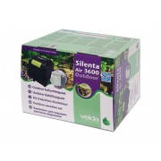Velda Luchtpomp Silenta Outdoor 3600 Pro Set Velda