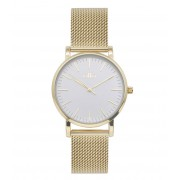 IKKI Horloges Watch Jamy Gold Plated Zilverkleurig
